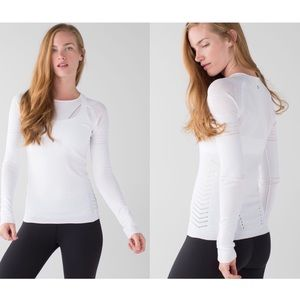 Lululemon Light Speed Long Sleeve